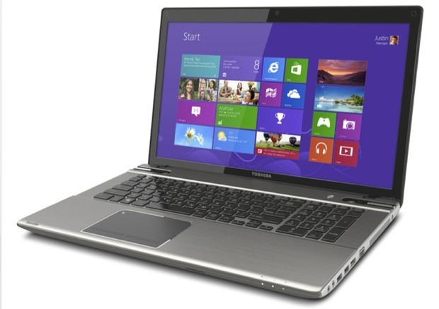 Toshiba updates allinones, mainstream Satellite laptops for early 2013