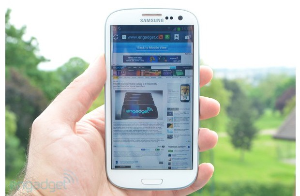 DNP Samsung rolling out Exynos security fix to UK Galaxy S III users