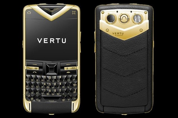 Murtazin next Vertu blingphone will run Android, stoop to a Rolexstyle price
