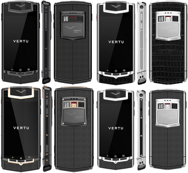 Androidpowered Vertu Ti RM828V leaked all over, just needs a diamondstudded price tag