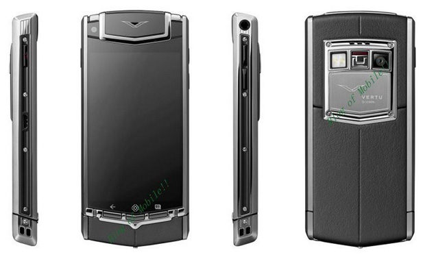 Androidpowered Vertu Ti RM828V
