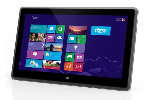 Vizio debuts its first Windows 8 tablet, an 11inch slate with a 1080p display, AMD processor