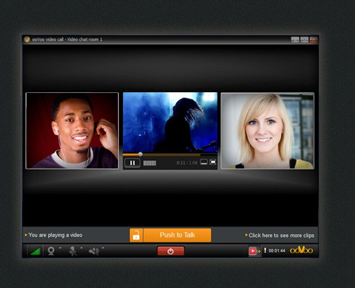ooVoo update lets you and a party of 11 watch YouTube vids together