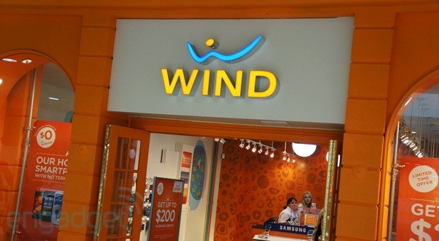 Wind Mobile store