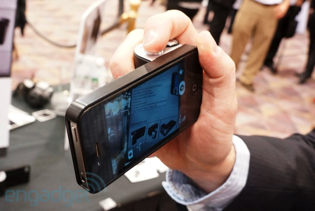 Hands-on with Snappgrip, a case that turns your phone into a point-and-shoot