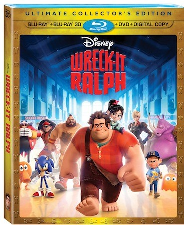 Disney announces WreckIt Ralph will arrive for download before DVD, Bluray