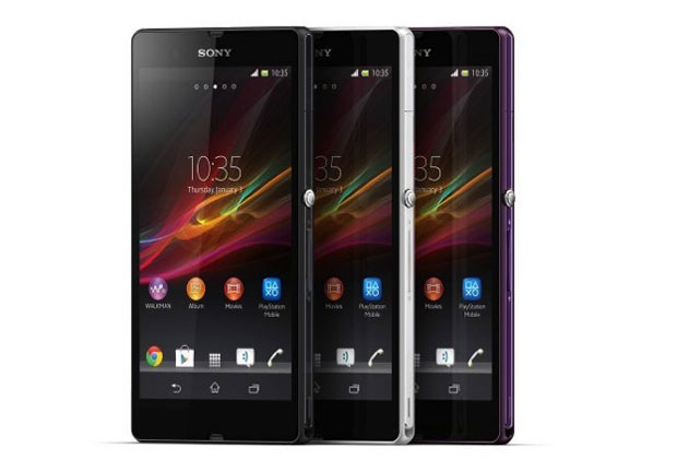 Sony Xperia Z announced HDR video capture, 5inch 1080p Reality  Display, waterresistant