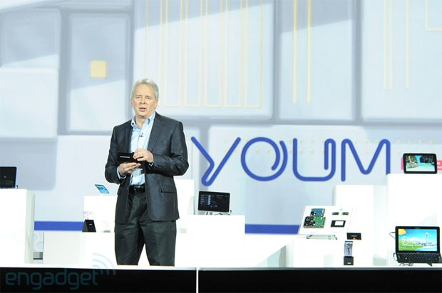 Samsung names flexible OLED display series 'Youm', shows prototype handheld device