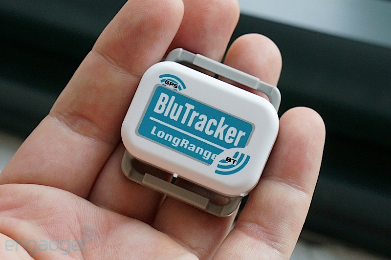 Blutracker GPS tracking device