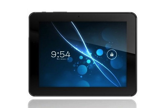 ZTE V81 tablet shows up in website ahead of MWC, touts 8inch display and Jelly Bean