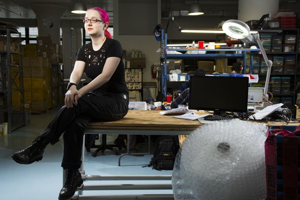 Adafruit's Limor Fried takes on the Engadget Questionnaire