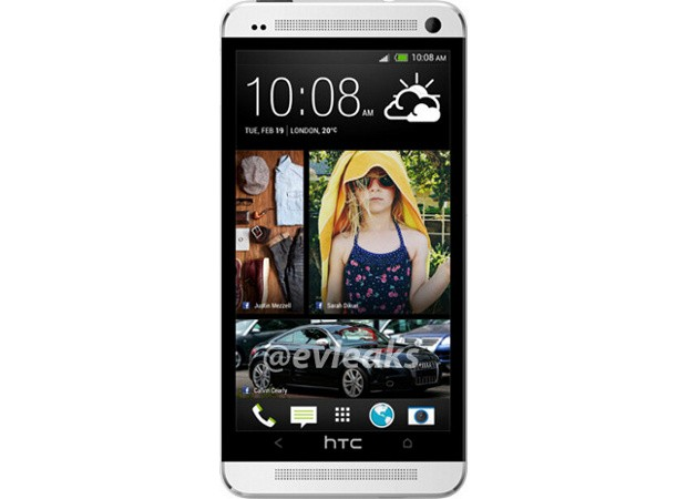 HTC One, formerly known as M7,