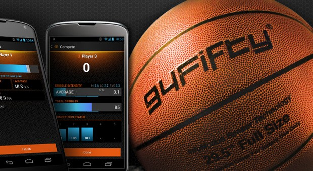 94Fifty smart basketball proves you've got game, teaches when you don't