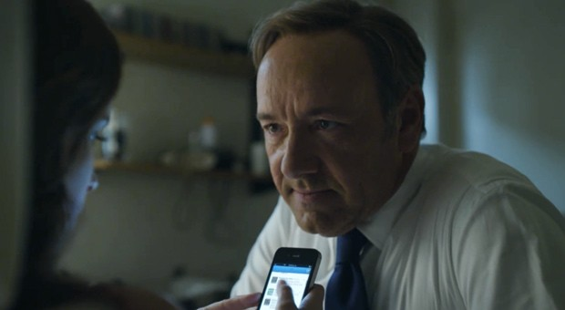iphones in house of cards