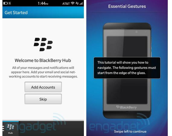 how to find my blackberry id