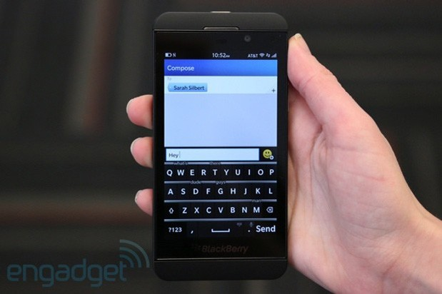 PSA BlackBerry 10 doesn't need a special data plan
