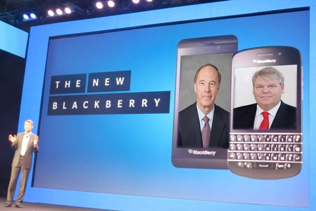 BlackBerry adds exVerizon, Sony Ericsson chiefs to its board of directors