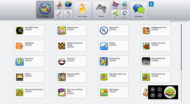 descargar bluestacks para windows 8
