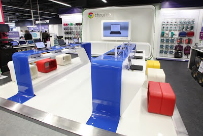Rumors claim Google will launch its own retail stores, maybe even by the holidays