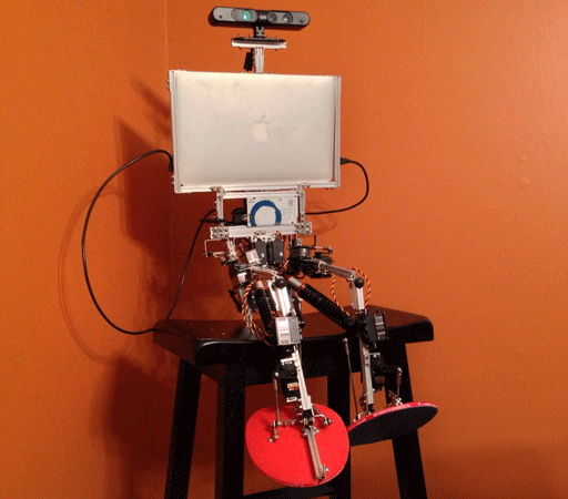 Insert Coin semifinalist cSpring bipedal robot wants to 'level the playing field' for university research
