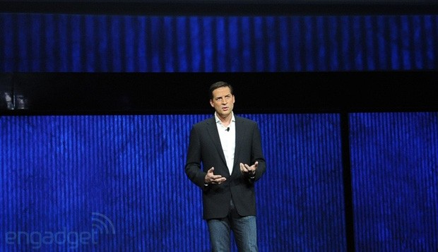 Sony unveils its next game console, the PlayStation 4