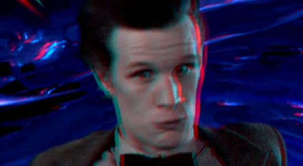 Doctor Who gets a 3D, extraBritish special for its 50th birthday