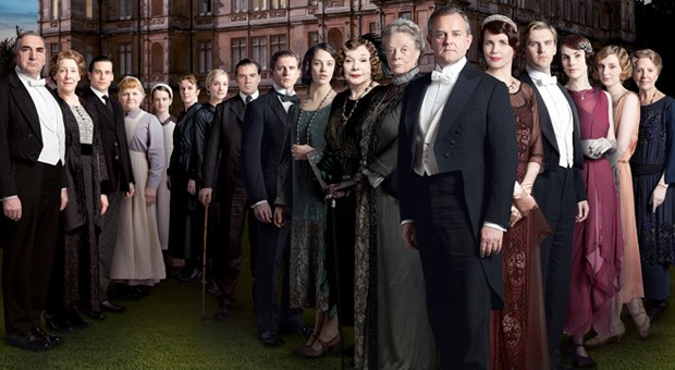 Amazon scores Downton Abbey as a subscription streaming exclusive