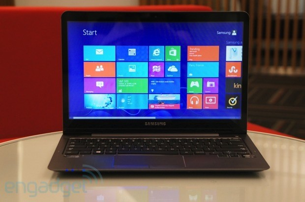 Samsung Series 5 UltraTouch review a solid, if slightly overpriced, midrange Ultrabook