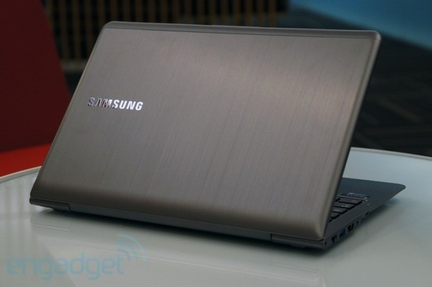 DNP Samsung Series 5 UltraTouch review a solid, if slightly overpriced, midrange Ultrabook