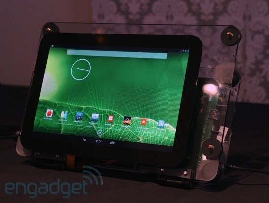 NVIDIA Tegra 4 benchmarked, breaks all sorts of speed records video