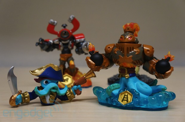 Skylanders Swap Force is the next annual entry in the 'toys to life