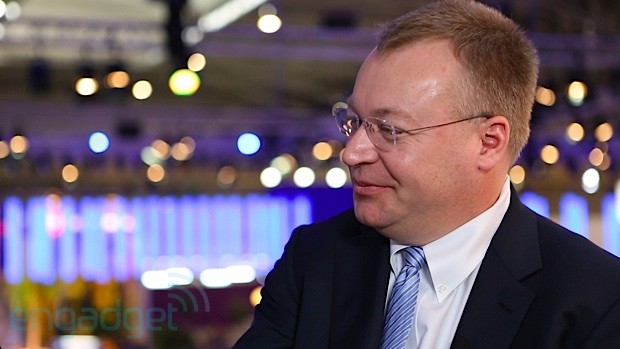 The Engadget Interview Nokia CEO Stephen Elop at MWC 2013