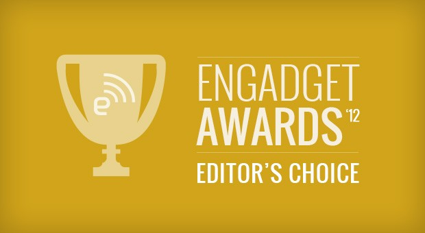 DNP  The winners of the 2012 Engadget Awards  Editors' Choice