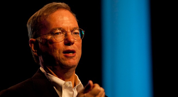 WSJ: Eric Schmidt calls China 'the most sophisticated and prolific' hacker of foreign firms