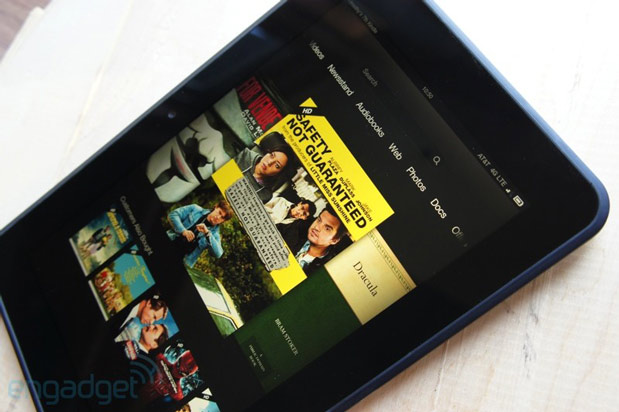 Kindle Fire HD 7 and ...