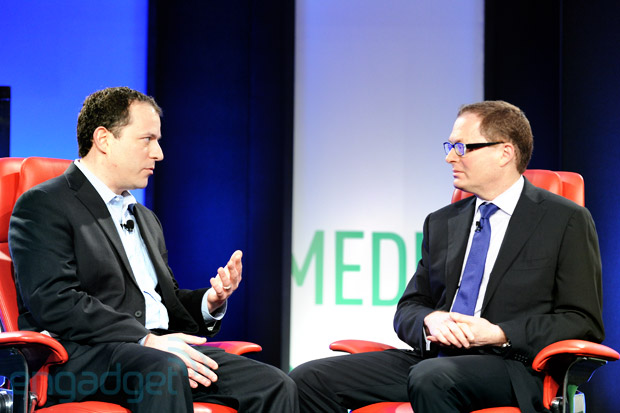 Hearst president David Carey Apple taught people 'how to buy digital content'