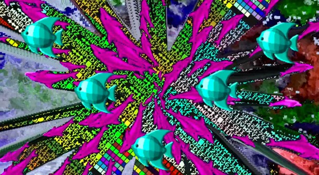 High Contrast's 'Spectrum Analyser' embraces our glitchy, trippy digital history video