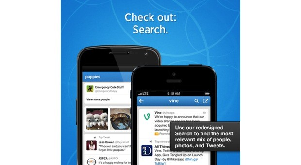 DNP Twitter steps its search game up with new updates for Android, iOS and mobile web