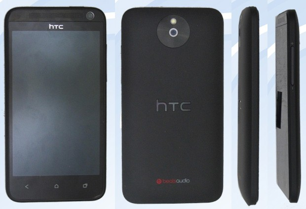 HTC's dualSIM 603e shows up
