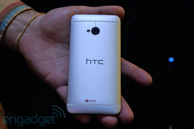 HTC One handson design and hardware