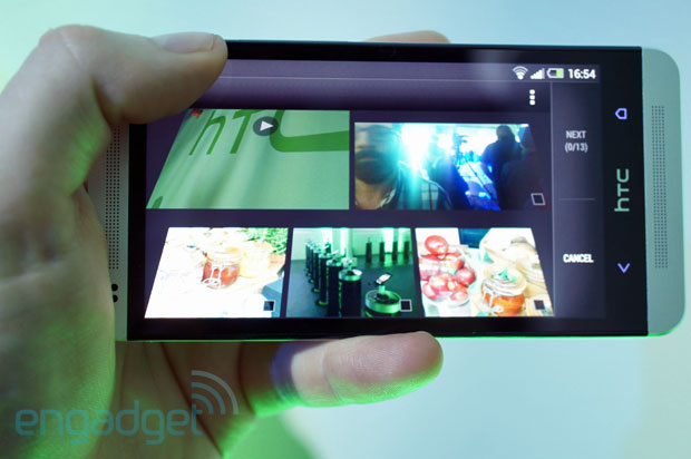 HTC One software handson Sense 5, BlinkFeed, Sense TV and new Sync Manager
