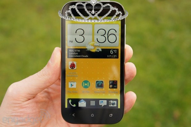 HTC's 'Tiara' crowns a medium spec, Windows Phone 8 GDR2 device
