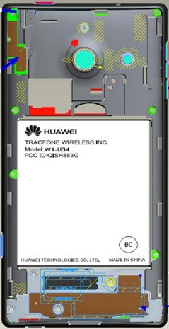 Huawei Ascend W1 hits the FCC, may give TracFone a taste of Windows Phone 8