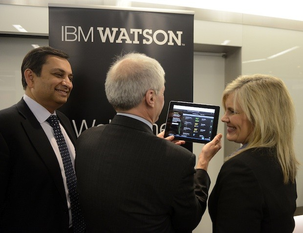 Memorial SloanKettering puts Watson to use to aid cancer treatment decisions