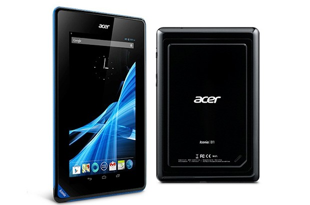 DNP EMBARGO  Acer outs 16GB Iconia B1A71 a lowend Android slate for &euro139