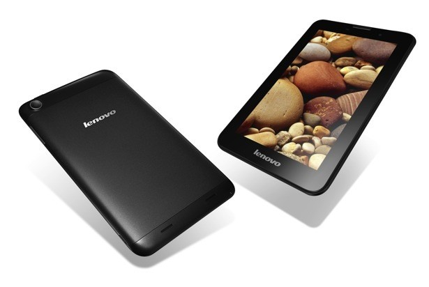 Lenovo outs three Android tablets, the 7inch A1000 and A3000, and the 10inch S6000