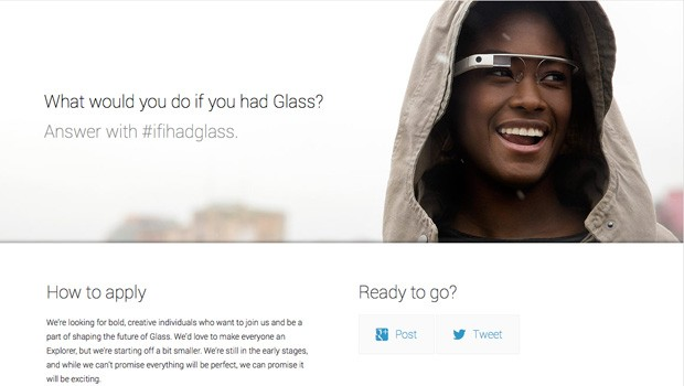 Editorial: Google Glass contest elicits mild uses for wild tech