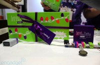 littleBits hands-on: LEGO blocks for future electrical engineers