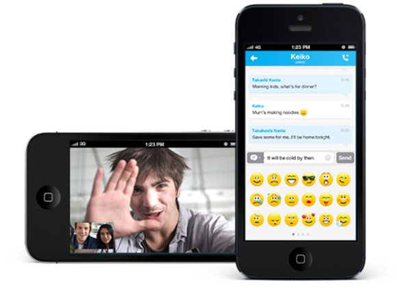 Skype updates iOS app with bug fixes, UI tweaks for iPad