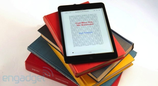 ipad mini book stack Apple hits 20 percent of PCs through iPad sales, HP up to second place